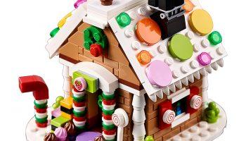 LEGO Creator Expert 10267 Gingerbread House verschijnt op 1 oktober