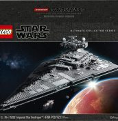 LEGO Star Wars Ultimate Collector Series 75252 Imperial Star Destroyer