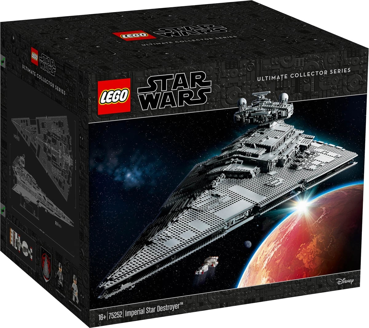 LEGO Star Wars 75252 UCS Imperial Star Destroyer
