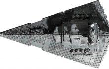 LEGO Star Wars Imperial Star Destroyer 75252 in de aanbieding bij Intertoys voor €629,99