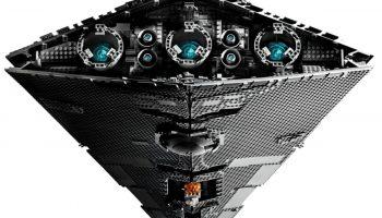 Dubbele VIP-punten bij aanschaf LEGO Star Wars UCS 75252 Imperial Star Destroyer
