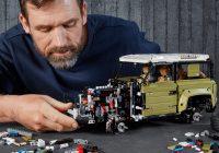 LEGO Technic 42110 Land Rover Defender in de aanbieding bij Amazon Nederland