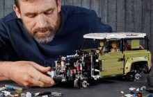 LEGO Technic 42110 Land Rover Defender in de aanbieding bij Amazon Nederland