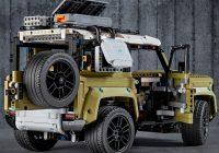 LEGO Technic 42110 Land Rover Defender in de aanbieding bij iBood voor 165 euro