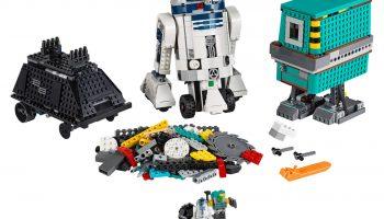 LEGO Star Wars BOOST 75253 Droid Commander krijgt miniatuurversie als cadeau