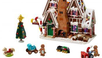LEGO Creator Expert 10267 Gingerbread House kopen? Vanaf 18 september beschikbaar voor VIP-leden