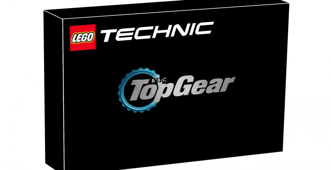 Nieuwe LEGO Technic-set met Top Gear-thema verschijnt begin 2020