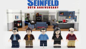 LEGO Ideas Seinfeld bereikt in slechts 89 dagen vereiste aantal stemmen