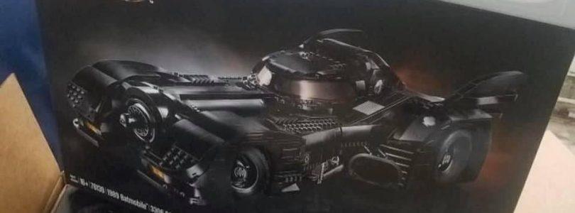 LEGO 76139 (D2C) 1989 Batmobile: alles wat we tot nu toe weten