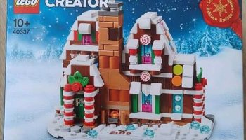 LEGO 40337 Gingerbread House is in december cadeau bij aankoop in LEGO Shop