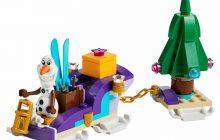 LEGO 40361 Olaf's Traveling Sleigh gratis bij Frozen II-aankopen