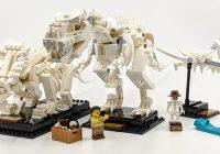 LEGO Ideas 21320 Dinosaurs Fossils kopen? Nu beschikbaar in LEGO Store