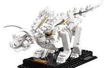 Officiële beelden LEGO Ideas 21320 Dinosaurs Fossils gepubliceerd