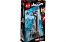 LEGO 40334 Avengers Tower gratis bij Disney-aankopen