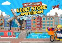 Opening LEGO Store Amsterdam op Black Friday 2019: Alles wat je moet weten