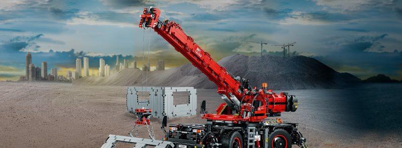 Tot 20% korting op LEGO Technic- en BOOST-sets bij Bol.com