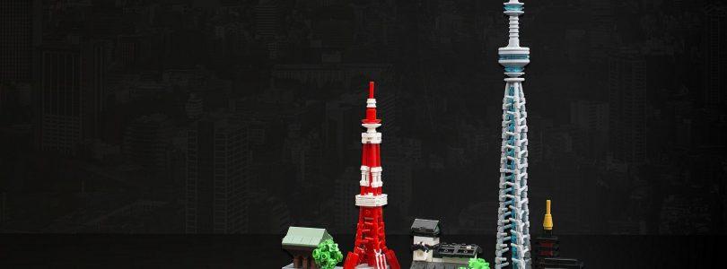 LEGO Architecture 21051 Tokyo Skyline en 21052 Dubai Skyline verschijnen in 2020