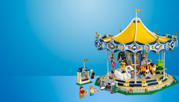 LEGO Cyber Monday 2019: aanbiedingen van 2 december met de Draaimolen (10257), Porsche (42096) en Pop-Up Book (21315)