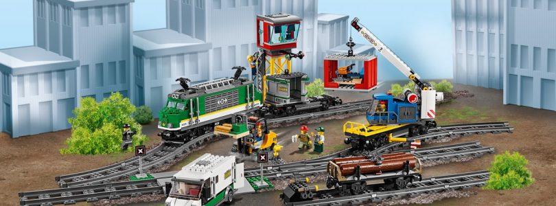 LEGO City 60198 Vrachttrein voor laagste prijs ooit: €106,99 bij Bol.com