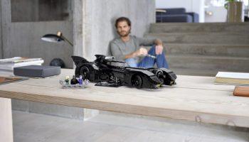 LEGO 76139 Batman 1989 Batmobile als kerstcadeau? Weer uit voorraad leverbaar