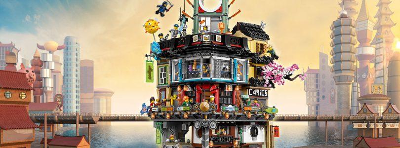 LEGO Black Friday 2019: aanbiedingen van 30 november met onder andere Ninjago City (70620)