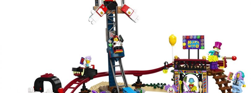 LEGO Hidden Side 2020 onthuld: 70427, 70428, 70429, 70430, 70431 en 70432