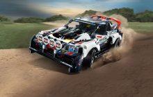 LEGO Technic 42109 Top Gear rallyauto gratis bij TopGear-abonnement voor slechts €89,99
