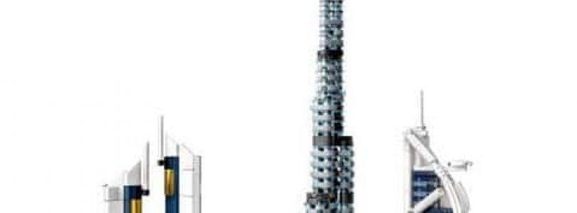 LEGO Architecture 21051 Tokyo Skyline en 21052 Dubai Skyline officieel aangekondigd