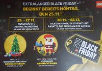 LEGO Black Friday 2019: gratis kerstboom en kerstman bij aankopen