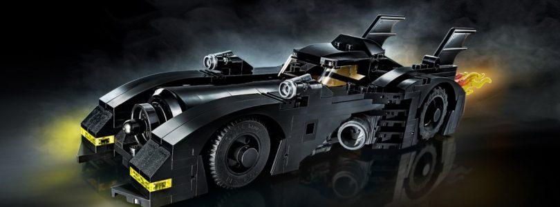 LEGO 40433 Batman 1989 Batmobile wordt cadeau bij aankoop van grotere Batmobile (76139)