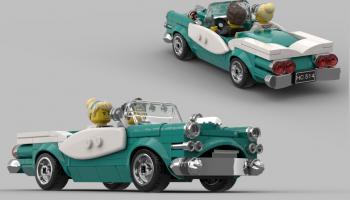 LEGO Ideas-project Aedelsten Deluxe wordt geschenk bij aankoop