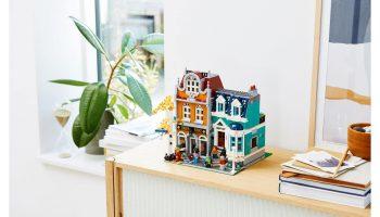 LEGO Creator Expert 10270 Bookshop kopen? Alles wat je moet weten
