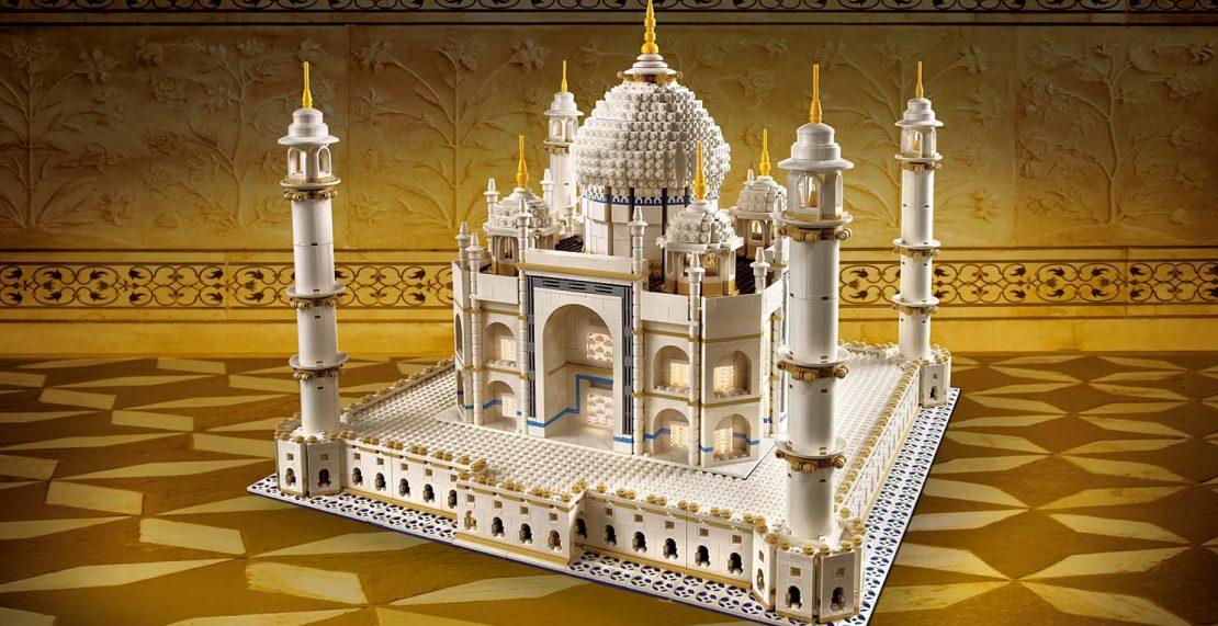 LEGO-deals bij iBood: Ford Mustang (10265), Tantive IV (75244), Taj Mahal (10256), Achtbaan (10261) en Garage (10264)