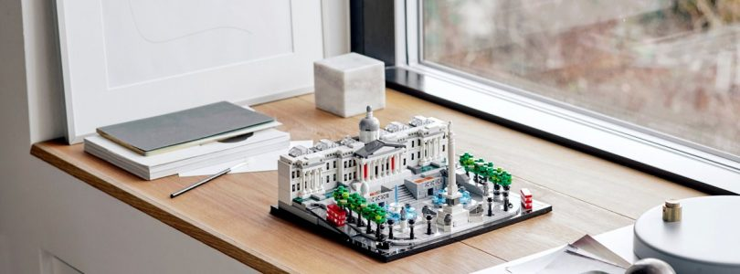 LEGO Architecture 21045 Trafalgar Square voor laagste prijs ooit: €49,10 bij Amazon
