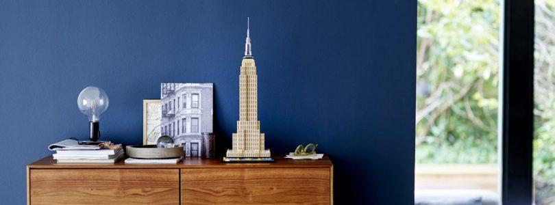 LEGO Architecture 21046 Empire State Building in de aanbieding voor slechts €61,59