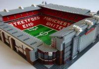 'LEGO Creator Expert 10272 wordt voetbalstadion van Manchester United'