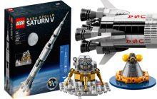 Laatste kans: LEGO Ideas 21309 NASA Apollo Saturn V voor €129,99