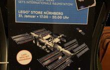 Eerste foto van definitieve ontwerp LEGO Ideas 21321 NASA International Space Station