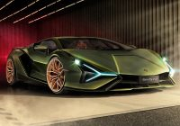 LEGO Technic 42115 Lamborghini Sián FKP 37 wordt donderdag 28 mei officieel gepresenteerd