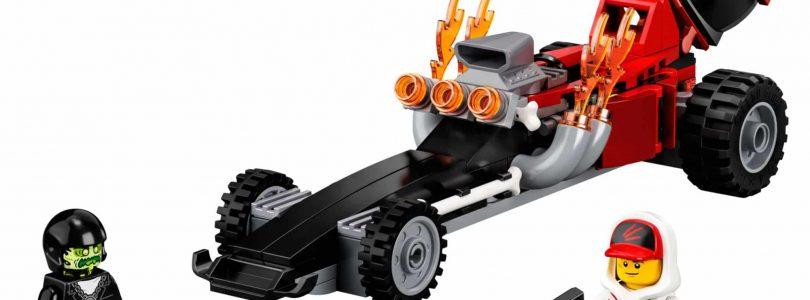 LEGO Hidden Side 40408 Drag Racer als cadeau bij aankoop in Nederlandse en Belgische LEGO Shop