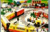 LEGO Train 40 Years 40730 en LEGO Creator Expert 10271 Fiat 500 verschijnen op 1 maart