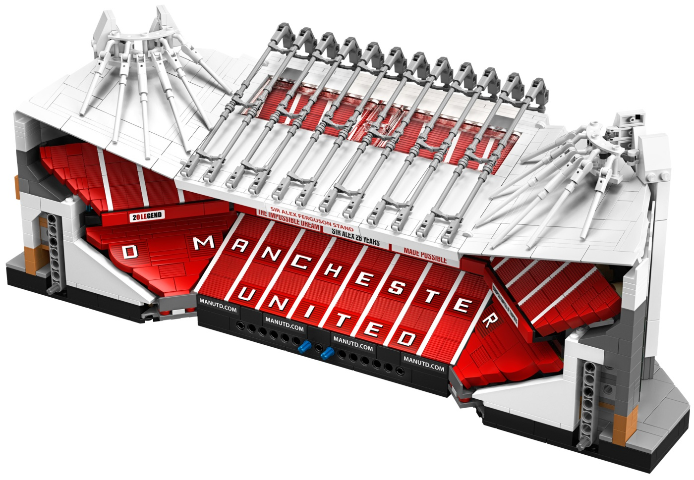 LEGO 10272 Old Trafford Manchester United Stadion kopen ...