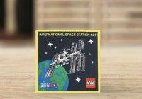 LEGO 5006148 Patch gratis bij aankoop LEGO Ideas 21321 International Space Station