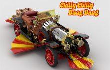 UCS Chitty Chitty Bang Bang ontvangt support van 10.000 LEGO Ideas-gebruikers