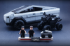 LEGO Ideas-project Tesla Cybertruck bereikt 10.000 stemmen