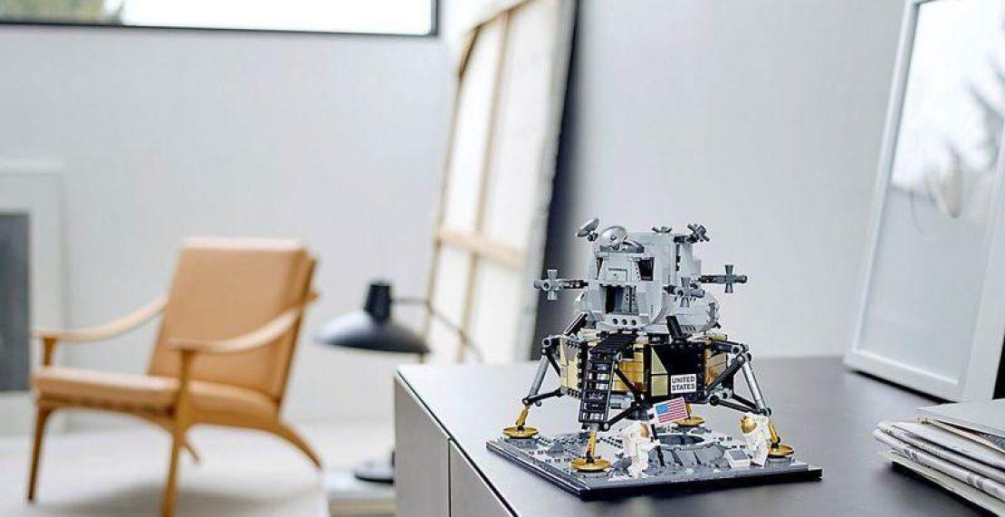 LEGO Creator Expert 10266 NASA Apollo 11 Lunar Lander nu voor slechts €78,99