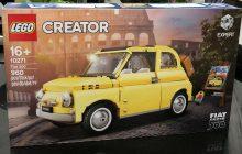 LEGO Creator Expert 10271 Fiat 500 vanaf 1 maart te koop in LEGO Shop