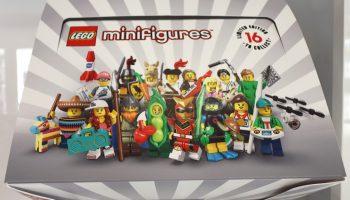 LEGO Collectible Minifigures 71027 Series 20 uitgebreid getoond in video