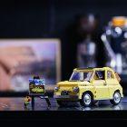 LEGO Creator Expert 10271 Fiat 500 Designer Video gepubliceerd