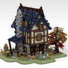 LEGO Ideas-projecten Medieval Blacksmith en Winnie the Pooh krijgen commerciële release